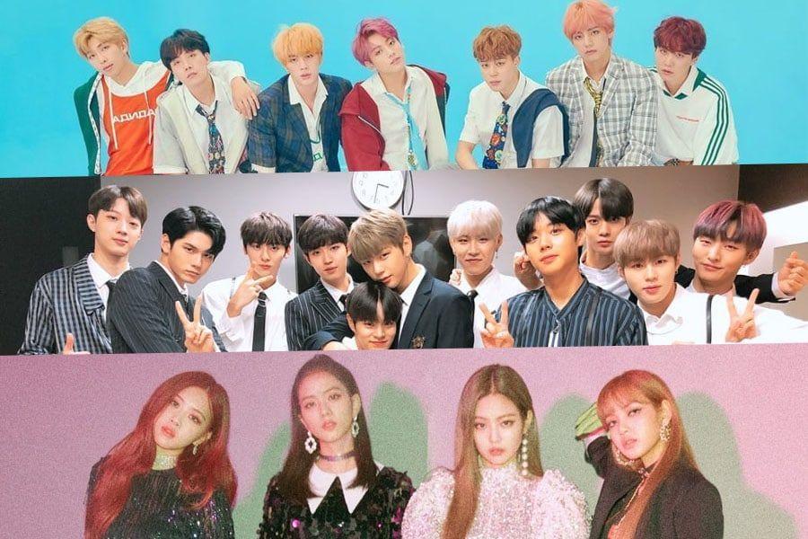 September Idol Group Brand Reputation Rankings Revealed