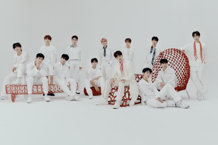 SEVENTEEN Becomes 1st Foreign Male Artist In 12 Years To Top Oricon's Weekly Album Chart Twice In A Row