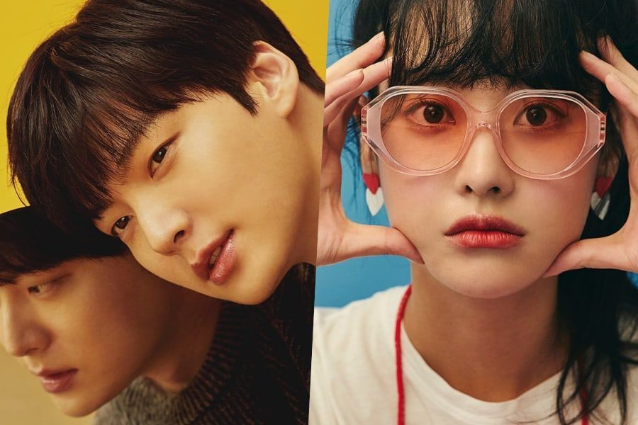 "Ahn Jae Hyun, Oh Yeon Seo, And More Express Their Quirky Characters In ""Love With Flaws"" Posters"