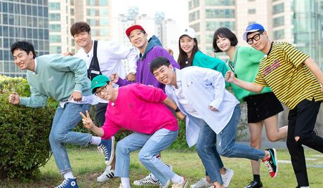 where to download running man