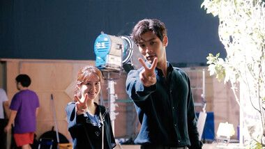 Behind The Scenes: The Ghost Detective