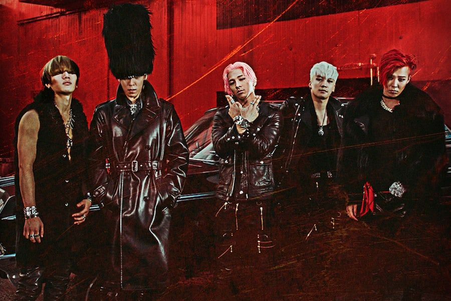 "BIGBANG's ""Bang Bang Bang"" Becomes Their 2nd MV To Hit 350 Million Views"
