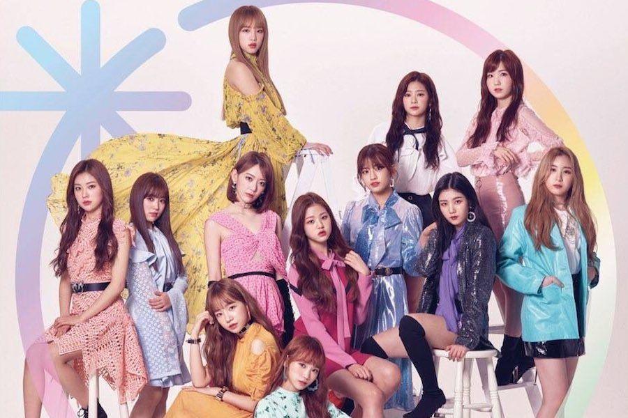IZ*ONE rompe el récord de ventas en el día 1 para grupos femeninos K-Pop en Japón + toma primer lugar en la lista diaria de sencillos de Oricon
