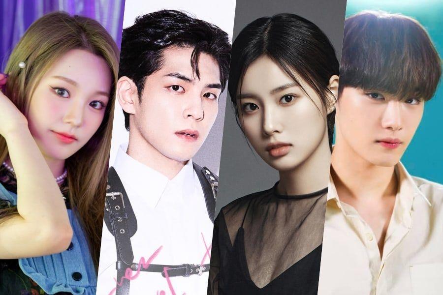"woo!ah!'s Nana Joins DAY6's Wonpil, Kang Hye Won, And CIX's Hyunsuk In ""Best Mistake"" Season 3"