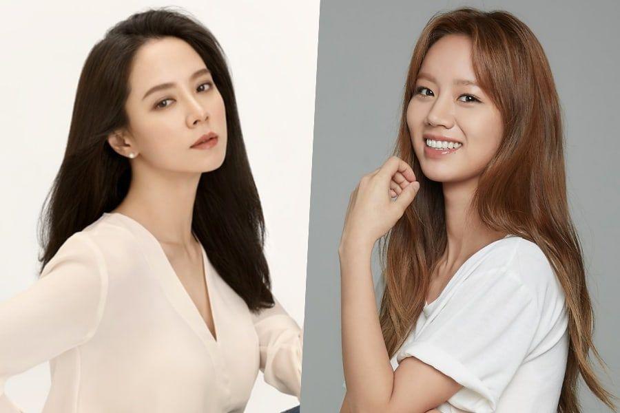 Song Ji Hyo Joins Hyeri In New Agency