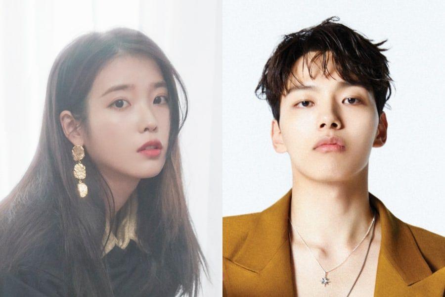 IU And Yeo Jin Goo Confirmed To Star In Upcoming Hong Sisters Drama