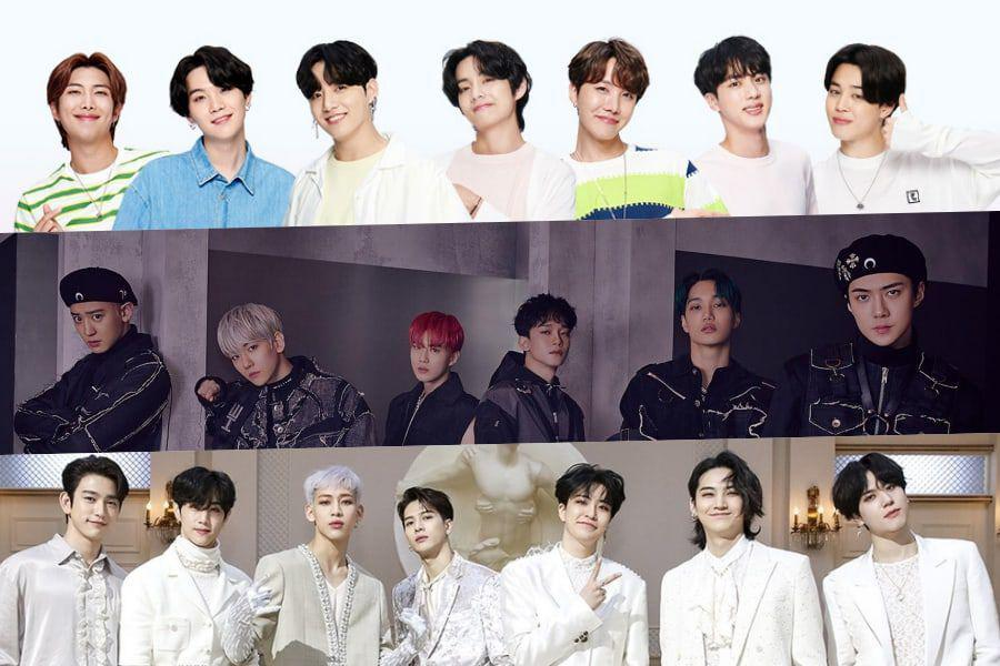 Twitter Reveals Most-Mentioned K-Pop Artists And Top Countries Tweeting About K-Pop Over The Past Year