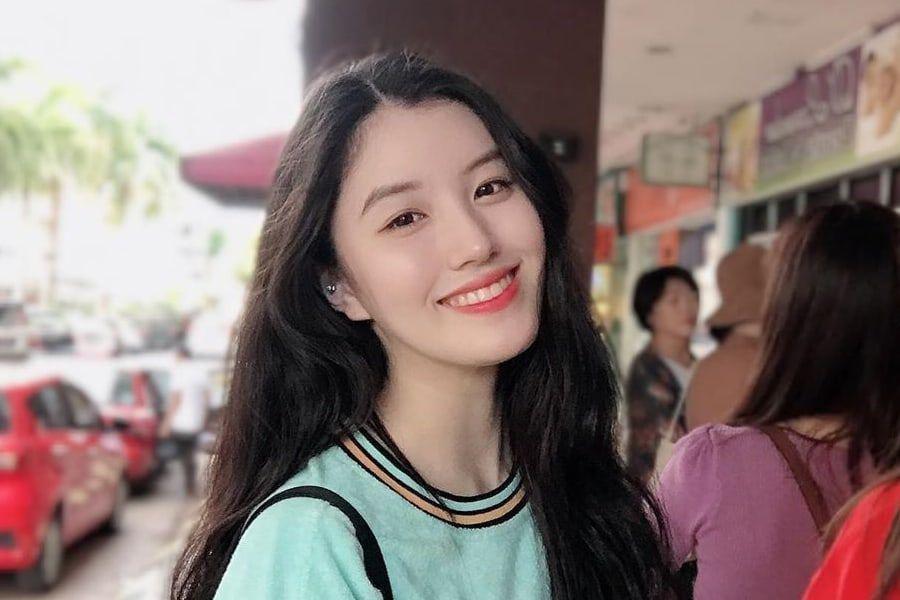 Ex miembro de PRISTIN Xiyeon anuncia debut como actriz