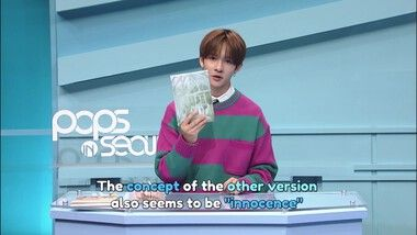 Pops in Seoul Episode 3950: UNBOX! Oh My Girl(오마이걸)'s first studio album 'The Fifth Season'
