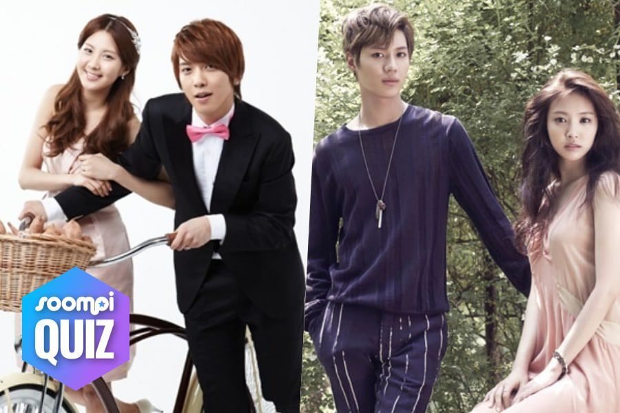 """QUIZ: Which """"We Got Married"""" Couple Are You Destined To Third Wheel"""
