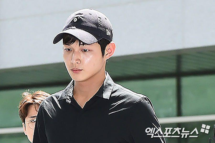 Lee Seo Won Enlists In The Military + To Attend Hearing For Sexual Harassment Charges