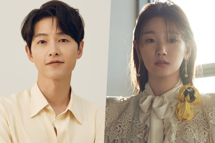 Song Joong Ki And Park So Dam To Host Opening Ceremony Of 26th Busan International Film Festival