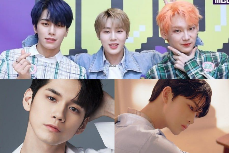 Ha Sung Woon Checks In With Ong Seong Wu, Bae Jin Young, And JBJ95 As He Hosts Radio Show