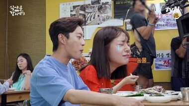Behind the Scenes 13: Episode 14 Filming: Let's Eat 3