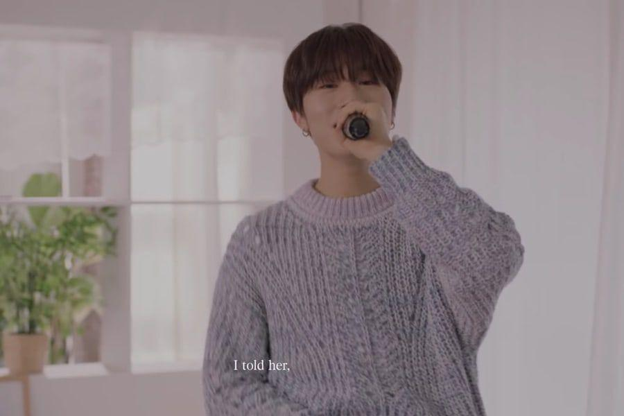 "Watch: TREASURE's Bang Yedam Enthralls With Cover Of Pink Sweat$'s ""Honesty"""