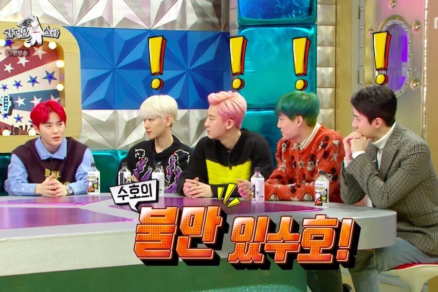 EXO Talks About Potential For Contract Renewal, Complaints About SM, Their Close Relationship, And More