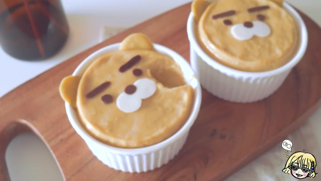 Cho's Daily Cook Episode 3: Kakaotalk Ryan Mango Chocolate Pudding