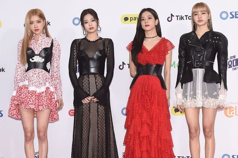 BLACKPINK se convierten en centro de atención por los precios de sus ropas en los 2018 SBS Gayo Daejeon