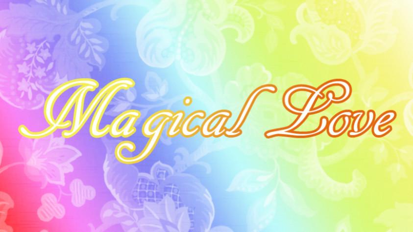 Super Power + Love = [ Magical ] Love