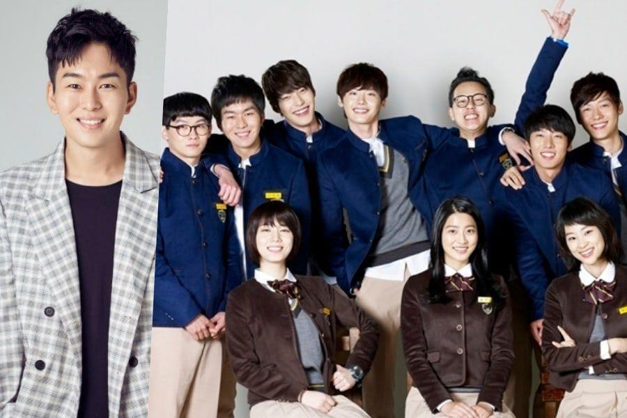"Kwak Jung Wook Shares How ""School 2013"" Cast Has Stayed Close Over The Years"