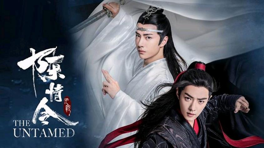 40 Questions Korean Drama - The Untamed