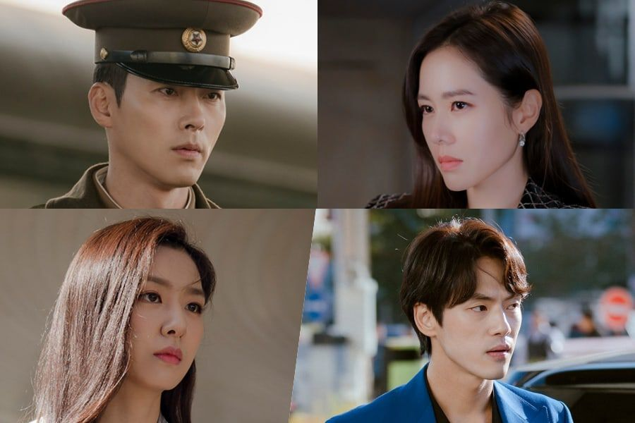 """Crash Landing On You"" Gives A Glimpse Of Lead Characters Ahead Of Premiere"