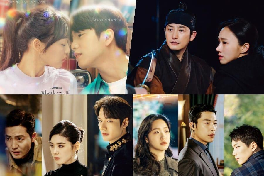 "Las calificaciones de ""When My Love Blooms"" + ""King Maker: The Change of Destiny"" aumentan en medio de una dura competencia"