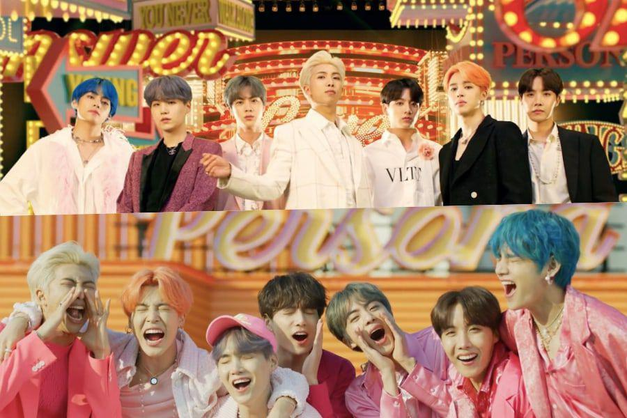 "BTS's ""Boy With Luv"" Becomes Fastest Korean Boy Group MV To Hit 500"