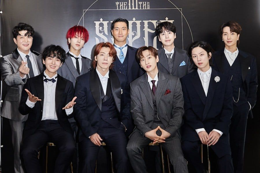 """Super Junior Talks About New Album """"The Renaissance,"""" Their Teamwork And Longevity, And More   Soompi"""