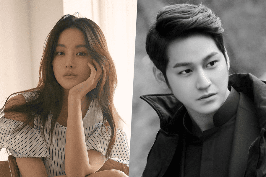 Image result for kim bum and oh yeon seo