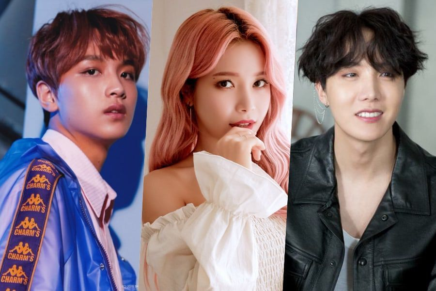 12 K-Pop Idols With Unique And Meaningful Stage Names | Soompi