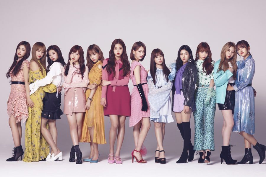 """IZ*ONE To Hold Mnet Comeback Show For Upcoming Album """"HEART"""