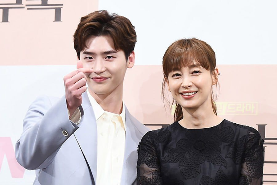 Lee Jong Suk Talks About Being A Successful Fan Of Lee Na Young And His Upcoming Military Enlistment