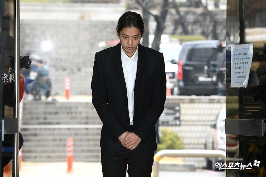 Jung Joon Young es puesto bajo arresto