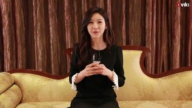 Kim Sae Ron's Shoutout to the channel team: Mirror of the Witch