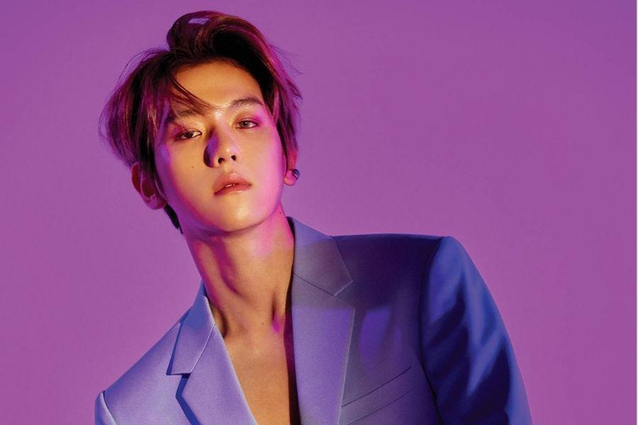 EXO's Baekhyun Confirmed To Release Solo Album