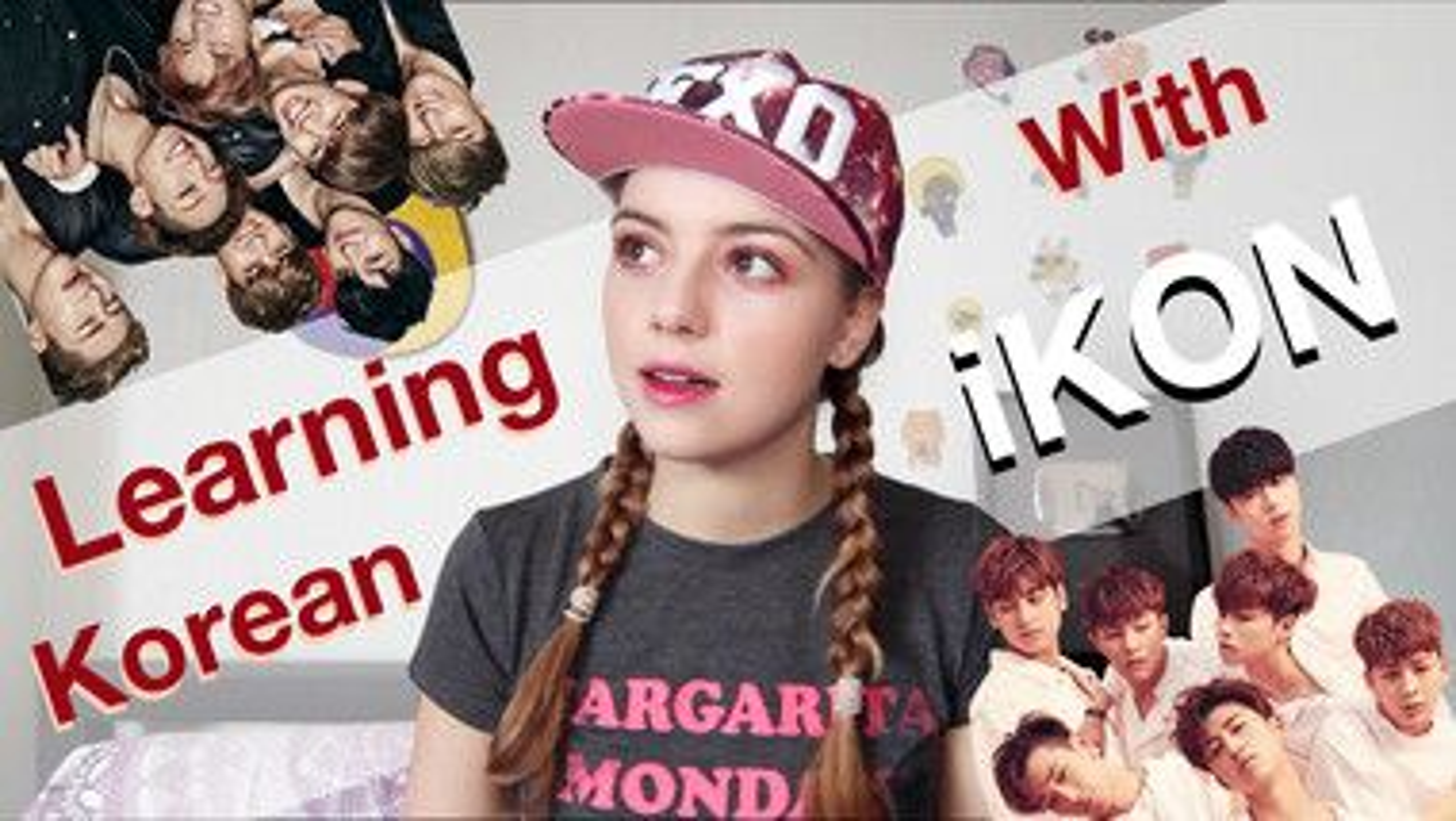 Margarita Episode 22: Learn Korean with iKON's Love Scenario!