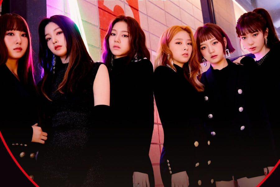 "Update: Rocket Punch Drops Track List Ahead Of 1st Comeback With ""Red Punch"""