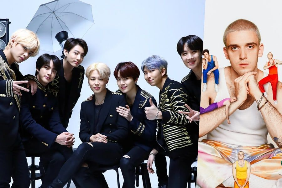 "BTS To Release New Acoustic Remix Of ""Make It Right"" Featuring Lauv"