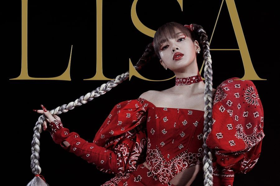 """Update: BLACKPINK's Lisa Intrigues With New Lyric Teaser For Solo Debut Track """"Lalisa"""" 