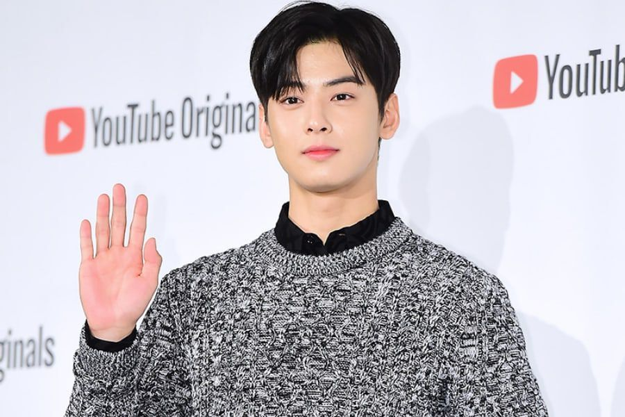ASTRO's Cha Eun Woo Shares His Thoughts On Prejudice Against Idol Actors