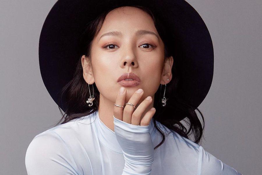 Lee Hyori Jadi Pembawa acara