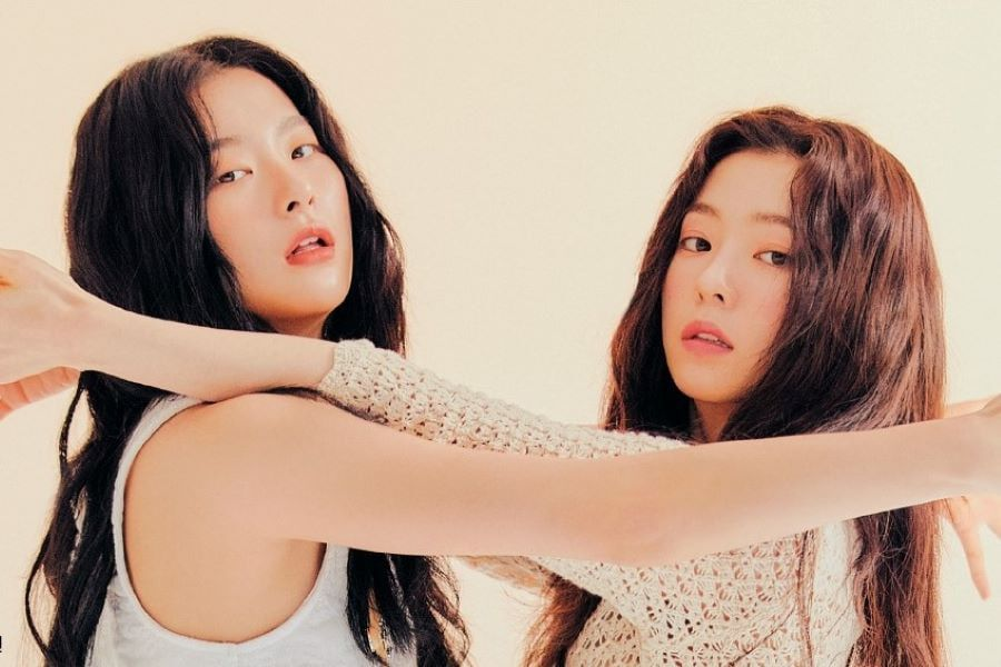 Red Velvet's Irene And Seulgi Excite With Details For Unit Debut