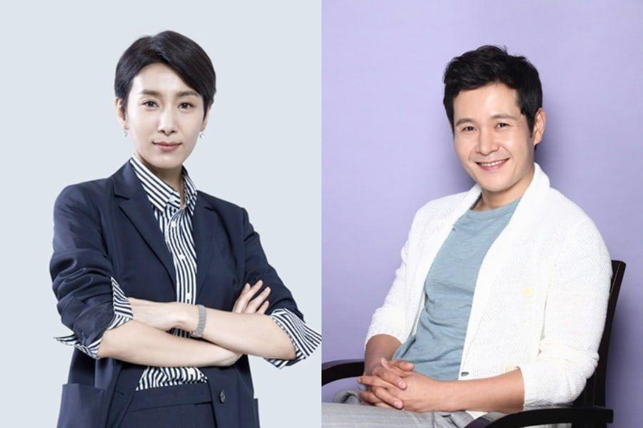 Kim Seo Hyung Denies Marriage Reports With Lee Min Woo