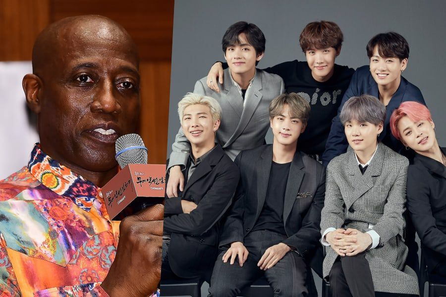 Wesley Snipes Jokes About Bts Being In His Post Retirement Plans Soompi