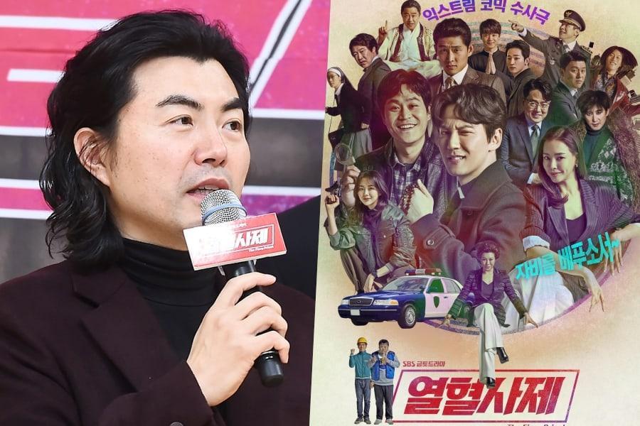 """""""The Fiery Priest"""" PD Lee Myung Woo Leaves SBS + Working On New Drama Based On Hit Webtoon"""