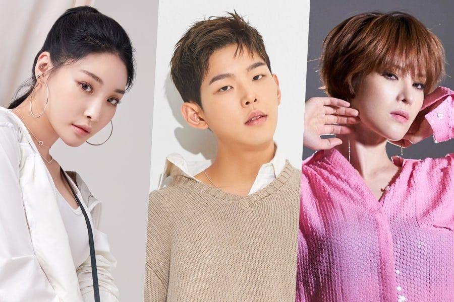 "Chungha, Paul Kim și Gummy To Sing pentru ""Hotel Del Luna"" OST"