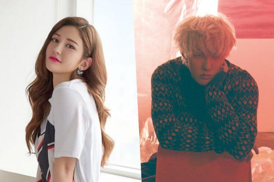 Jeon Somi Has Fans Guessing After Sharing Photo With Zion.T In Recording Studio