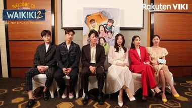 All Cast Exclusive Interview: Welcome to Waikiki S2