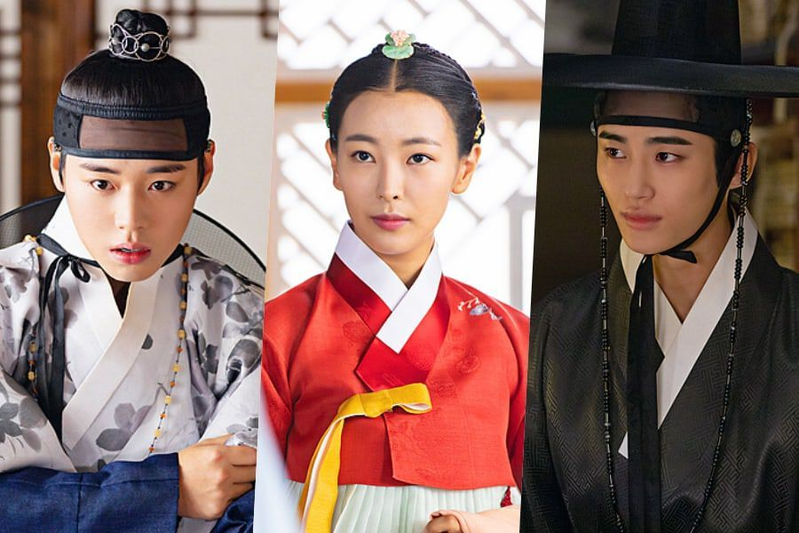 "How Park Ji Hoon, Go Won Hee, And Byun Woo Seok Help Viewers Relate To ""Flower Crew: Joseon Marriage Agency"""